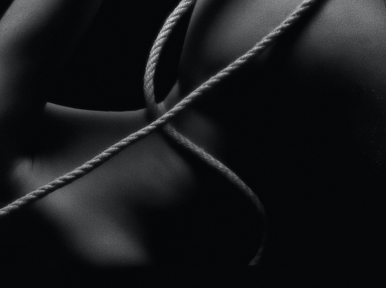rope on body