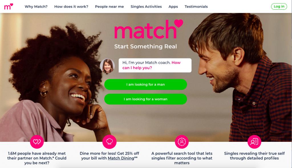 main page Match